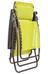 Lafuma Mobilier R CLIP - Siège camping - Trendy Batyline vert/marron